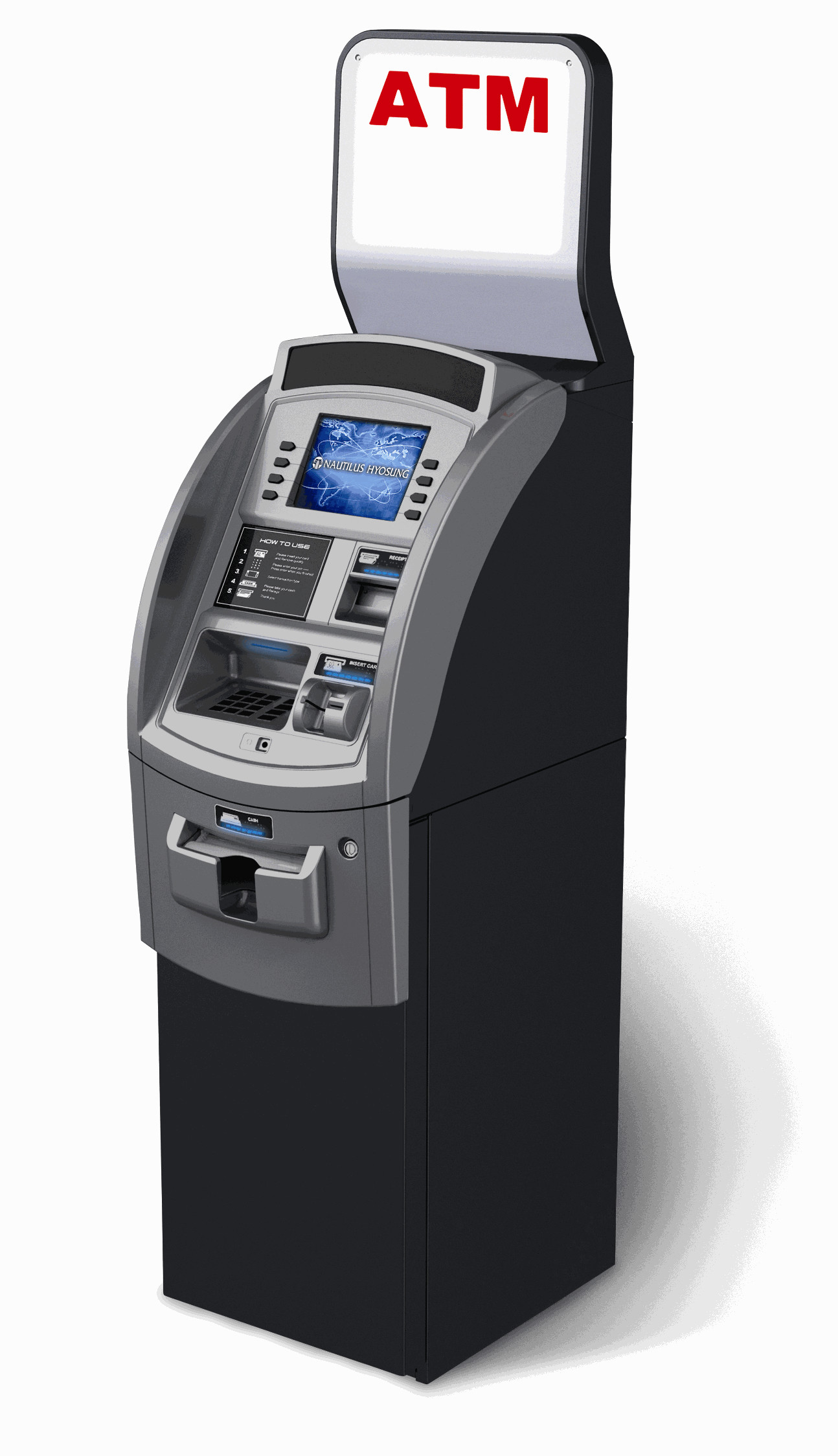 CalATM ATM Sales and Service